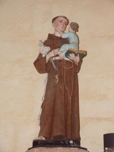 Mesnac - L'église Saint-Pierre - Saint Antoine de Padoue (16 septembre 2018)