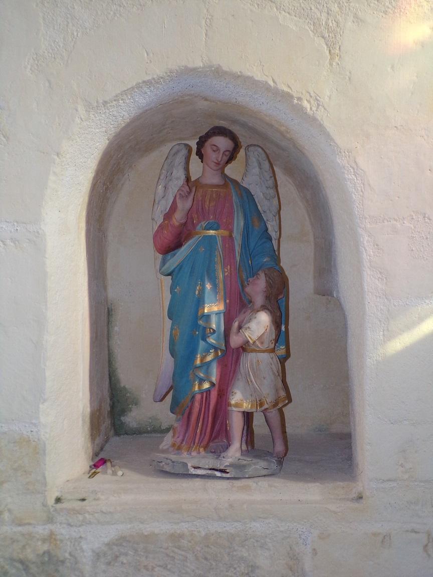 Mesnac - L'église Saint-Pierre (16 septembre 2018)