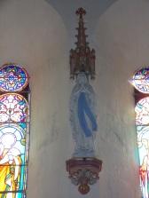 Mesnac - L'église Saint-Pierre - Notre Dame de Lourdes (16 septembre 2018)