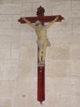 Migron - L'église Saint-Nazaire - Le Crucifix (19 juin 2018)