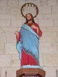 Montils - L'église Saint-Sulpice - Sacré Coeur de Jésus (25 juin 2018)