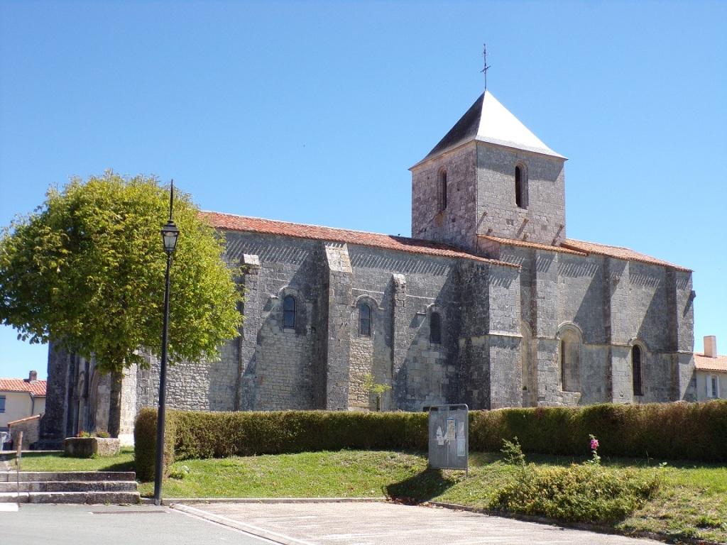 L'église Saint-Sulpice (25 juin 2018)