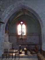 Neuvicq-le-Château - L'église Saint-Martin - La chapelle 'Notre Dame' (16 septembre 2018)