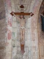 Neuvicq-le-Château - L'église Saint-Martin - Le Crucifix (16 septembre 2018)
