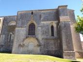 Pérignac - L'église Saint-Pierre (25 juin 2018)