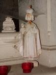 Plaizac - L'église Saint-Hippolyte - L'Enfant Jésus (21 août 2018)