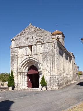 Plaizac - L'église Saint-Hippolyte (21 août 2018)