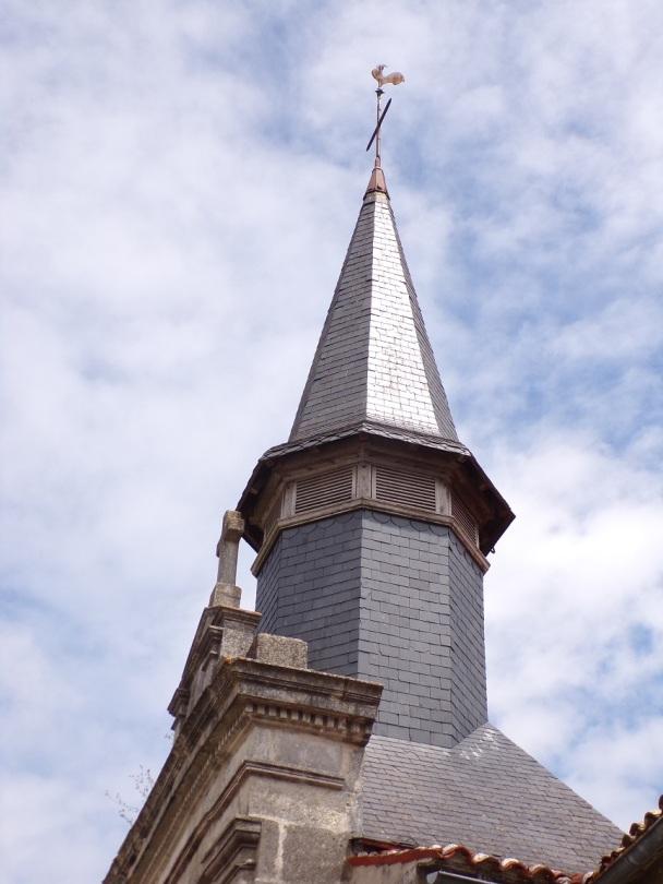 Rouffiac - L'église Saint-Vivien (17 juillet 2018)