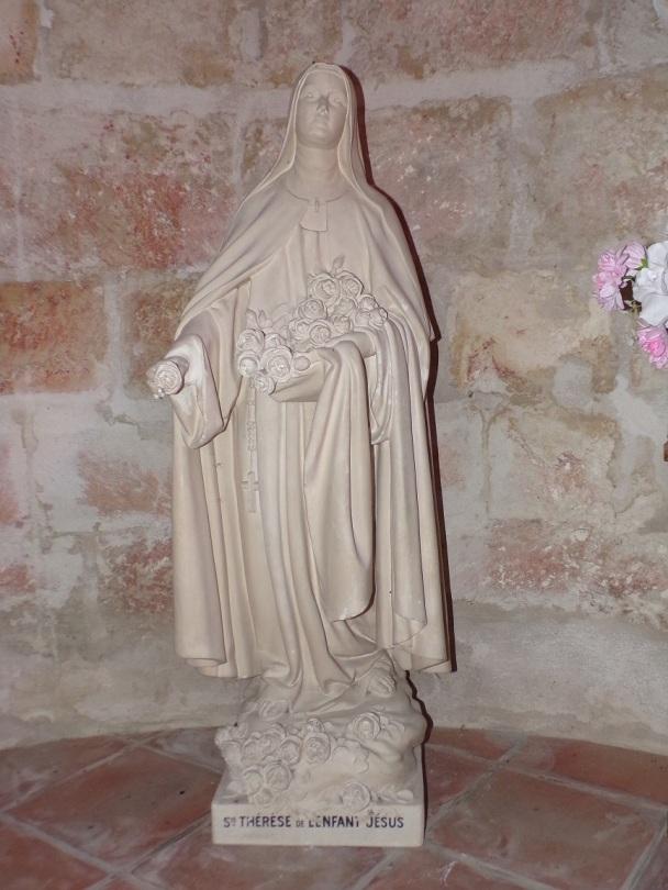 Rouffiac - L'église Saint-Vivien - Sainte Thérèse de l'Enfant Jésus (17 juillet 2018)