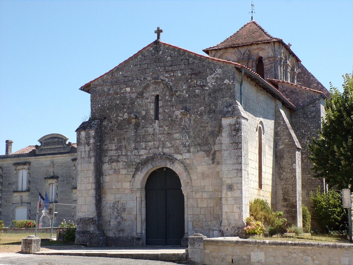 Saint-Brice - L'église Saint-Brice (23 juillet 2018)