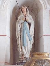 Saint-Brice - L'église Saint-Brice - Notre Dame de Lourdes (25 juillet 2018)