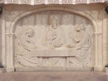 Saint-Brice - L'église Saint-Brice - L'autel (25 juillet 2018)