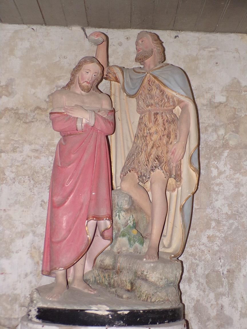Saint-Brice - L'église Saint-Brice - Saint Jean Baptiste (25 juillet 2018)