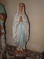 Saint-Laurent de Cognac - L'église Saint-Laurent - Notre Dame de Lourdes (31 mai 2018)