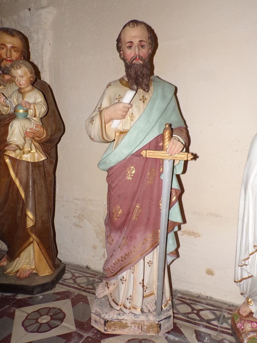 Saint-Laurent de Cognac - L'église Saint-Laurent - Saint Paul (31 mai 2018)
