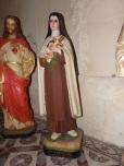 Saint-Laurent de Cognac - L'église Saint-Laurent - Sainte Thérèse de l'Enfant Jésus (31 mai 2018)
