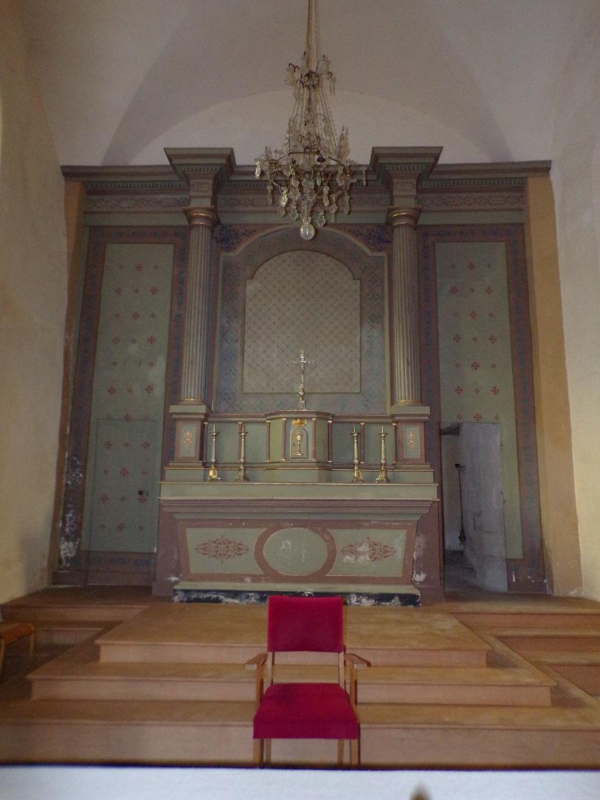 Saint-Laurent de Cognac - L'église Saint-Laurent - L'abside (31 mai 2018)