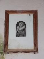 Saint-Preuil - L'église Saint-Projet - Un tableau (20 juin 2018)