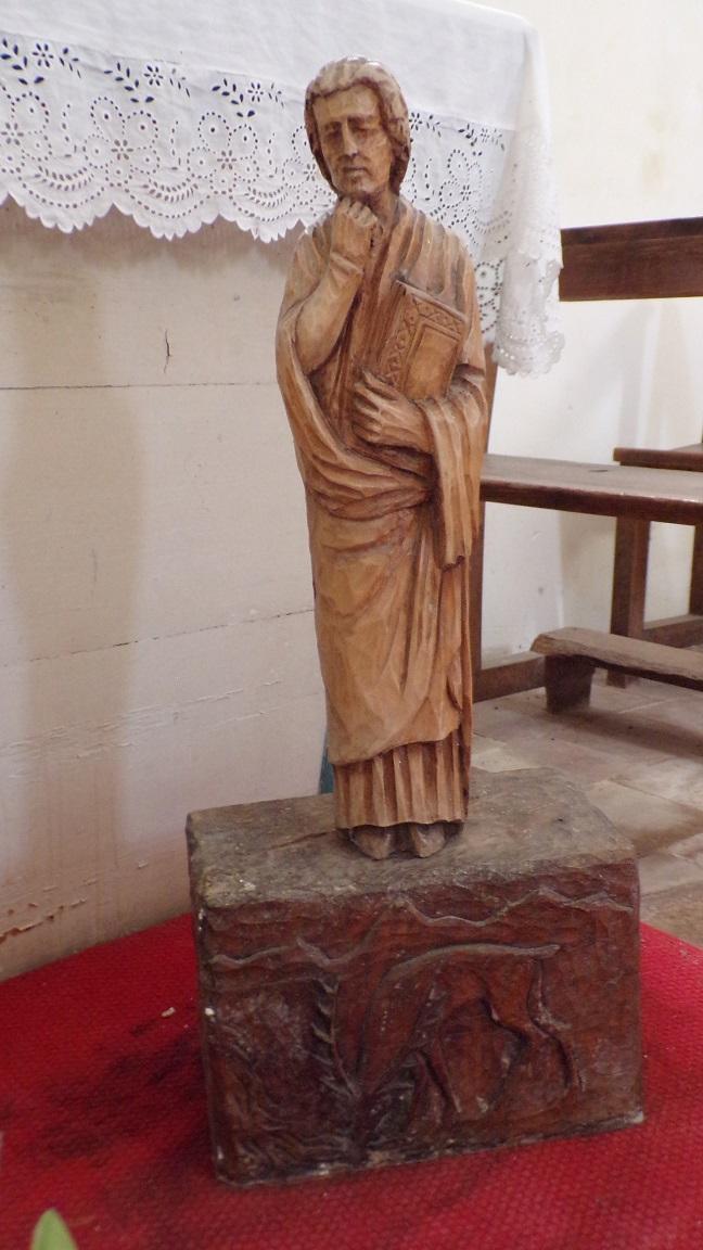 Boutiers-Saint-Trojan - L'église Saint-Trojan (23 avril 2018)