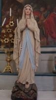 Boutiers-Saint-Trojan - L'église Saint-Trojan - Notre Dame de Lourdes (23 avril 2018)