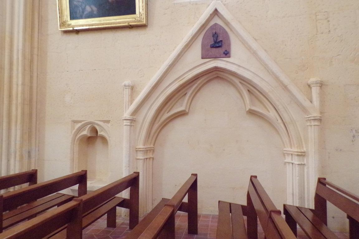 Salles d'Angles - L'église Saint-Maurice (3 avril 2017)