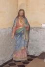 Salles d'Angles - L'église Saint-Maurice - Sacré-Coeur de Jésus (3 avril 2017)