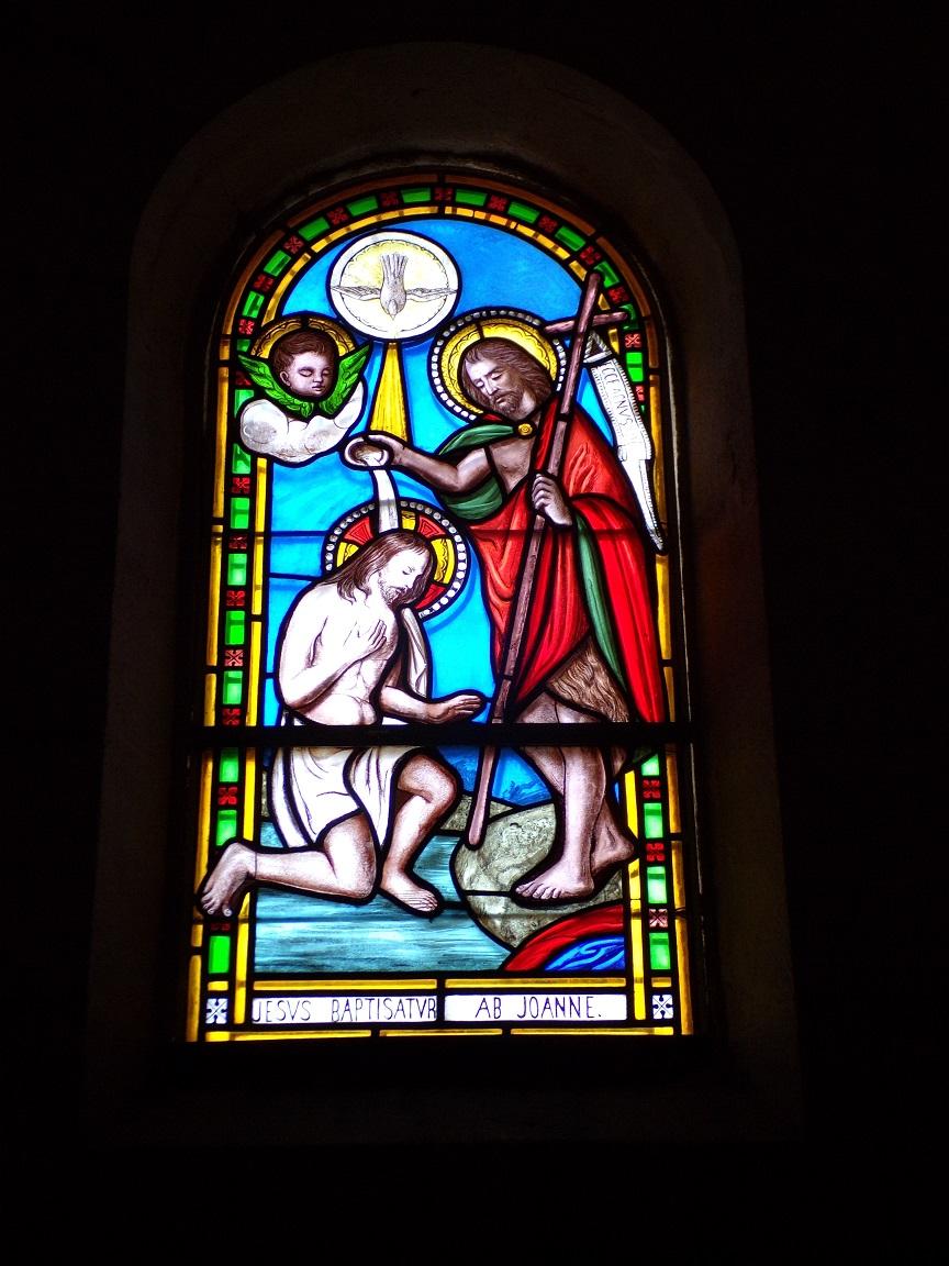 Segonzac - L'église Saint-Pierre - Saint Jean Baptiste (11 juillet 2018)