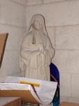 Segonzac - L'église Saint-Pierre - Sainte Bernadette (11 juillet 2018)