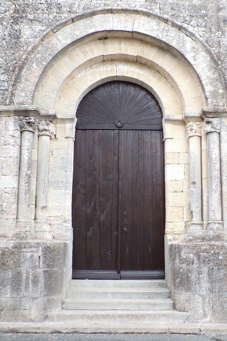 Sonnac - L'église Saint-Etienne (21 juillet 2017)