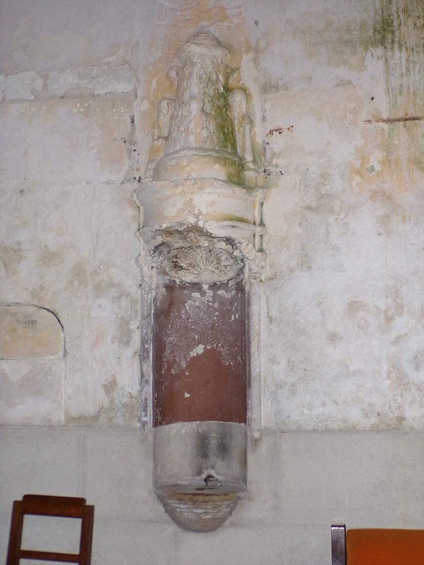 Verrières - L'église Saint-Palais (7 mai 2018)