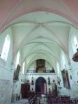 Brives sur Charente - L'église Saint-Etienne - Vue de l'autel (27 juin 2018) - 1155