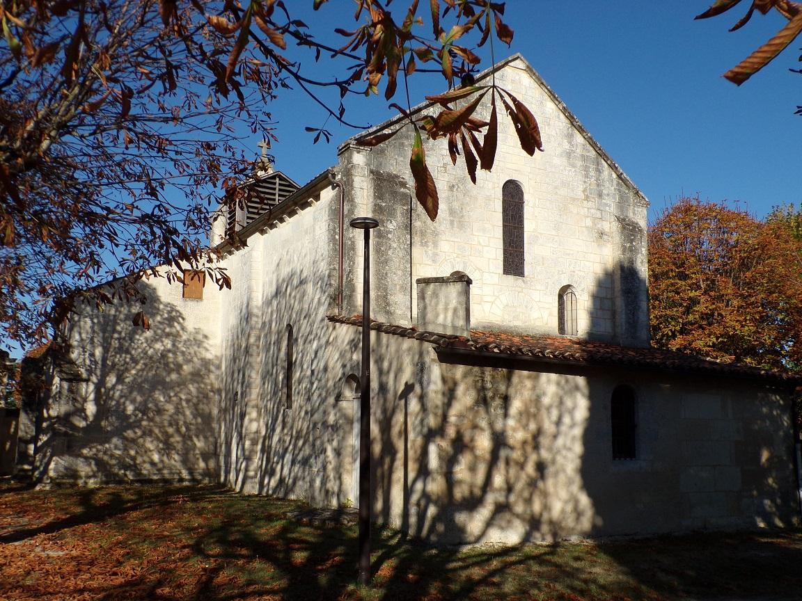 Châteaubernard - La Chapelle des Templiers (15 septembre 2018)