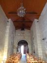 Houlette - L'église Saint-Martin - Vue de l'autel (20 août 2018)