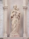 Église Saint-Martin, du Sacré-Coeur - Chapelle 'A la mémoire de nos héros de la Grande Guerre 1914 - 1918' (2 janvier 2019)