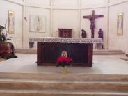 Église Saint-Martin, du Sacré-Coeur - Le Choeur (2 janvier 2019)