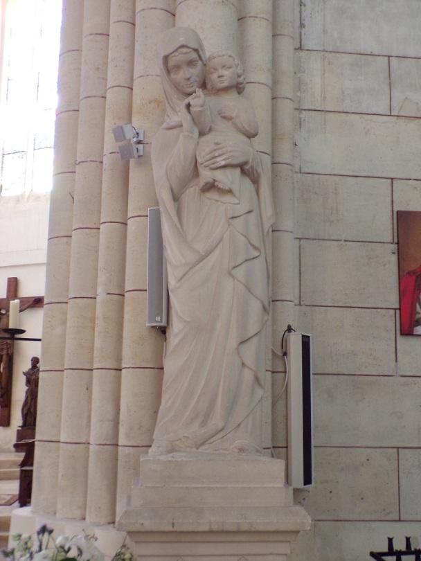 Église Saint-Martin, du Sacré-Coeur - Notre-Dame du Sacré-Coeur (2 janvier 2019)