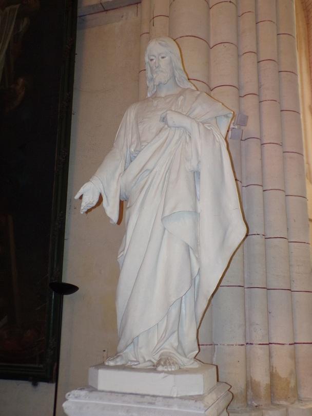 Église Saint-Martin, du Sacré-Coeur - Sacré Coeur de Jésus (2 janvier 2019)