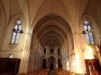 Église Saint-Martin, du Sacré-Coeur - Vue de l'autel (2 janvier 2019)