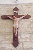 Thors - L'église Sainte-Madeleine - Le Crucifix (24 septembre 2017)