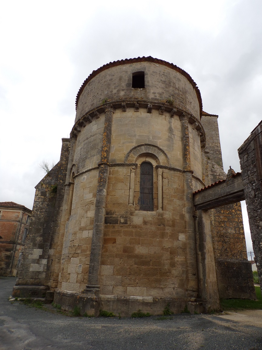 Migron - L'église Saint-Nazaire (14 juin 2018)