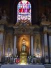 rue Aristide Briand - L'église Saint-Léger - Dans la chapelle de la Vierge (25 février 2019)