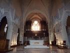 rue Aristide Briand - L'église Saint-Léger - Le Choeur (25 février 2021)