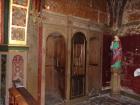 rue Aristide Briand - L'église Saint-Léger - Le confessionnal de la chapelle Saint-Joseph (25 février 2019)