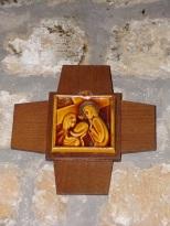 Saint-Preuil - L'église Saint-Projet - Le chemin de croix VIII (20 juin 2018) - 1155