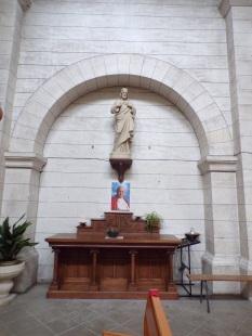 Eglise Saint Antoine – La chapelle Sacré Coeur de Jésus (19 mars 2021)