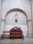 Eglise Saint Antoine – La chapelle Ste Bernadette (19 mars 2021)
