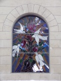 Eglise Saint Antoine – Le Choeur - Le vitrail (19 mars 2021)