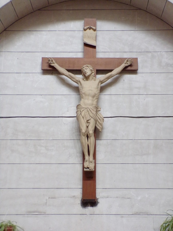 Eglise Saint Antoine – Le Crucifix (19 mars 2021)
