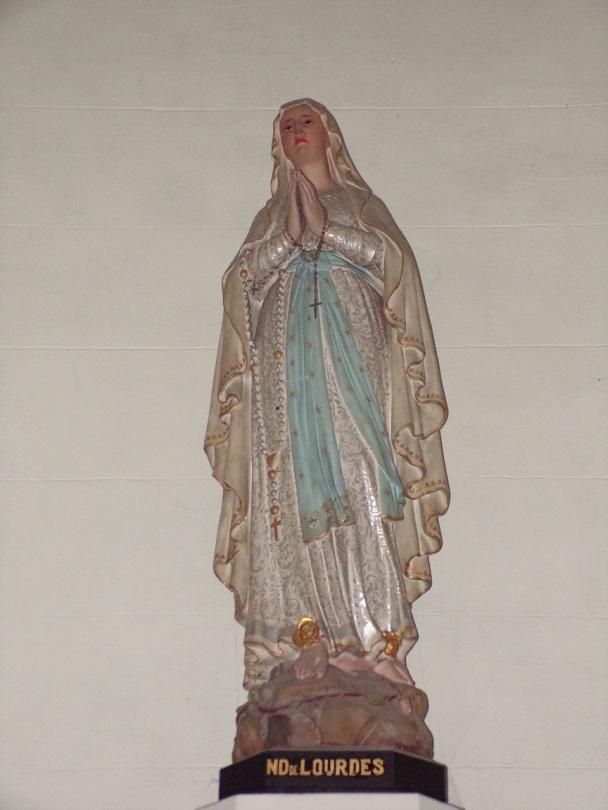 Eglise Saint Antoine – Notre Dame de Lourdes (19 mars 2021)