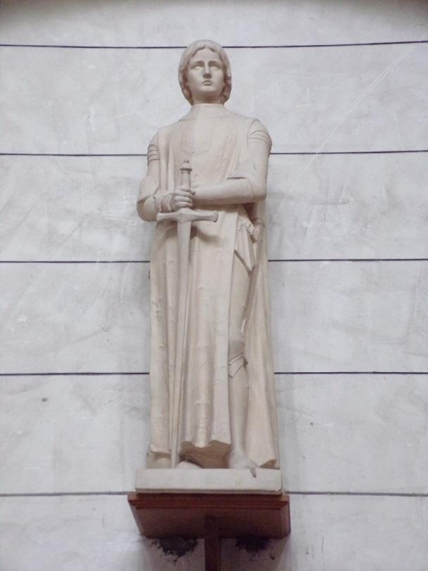Eglise Saint Antoine – Sainte Jeanne d'Arc (19 mars 2021)